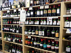 European Foods Wine Selection Virginia